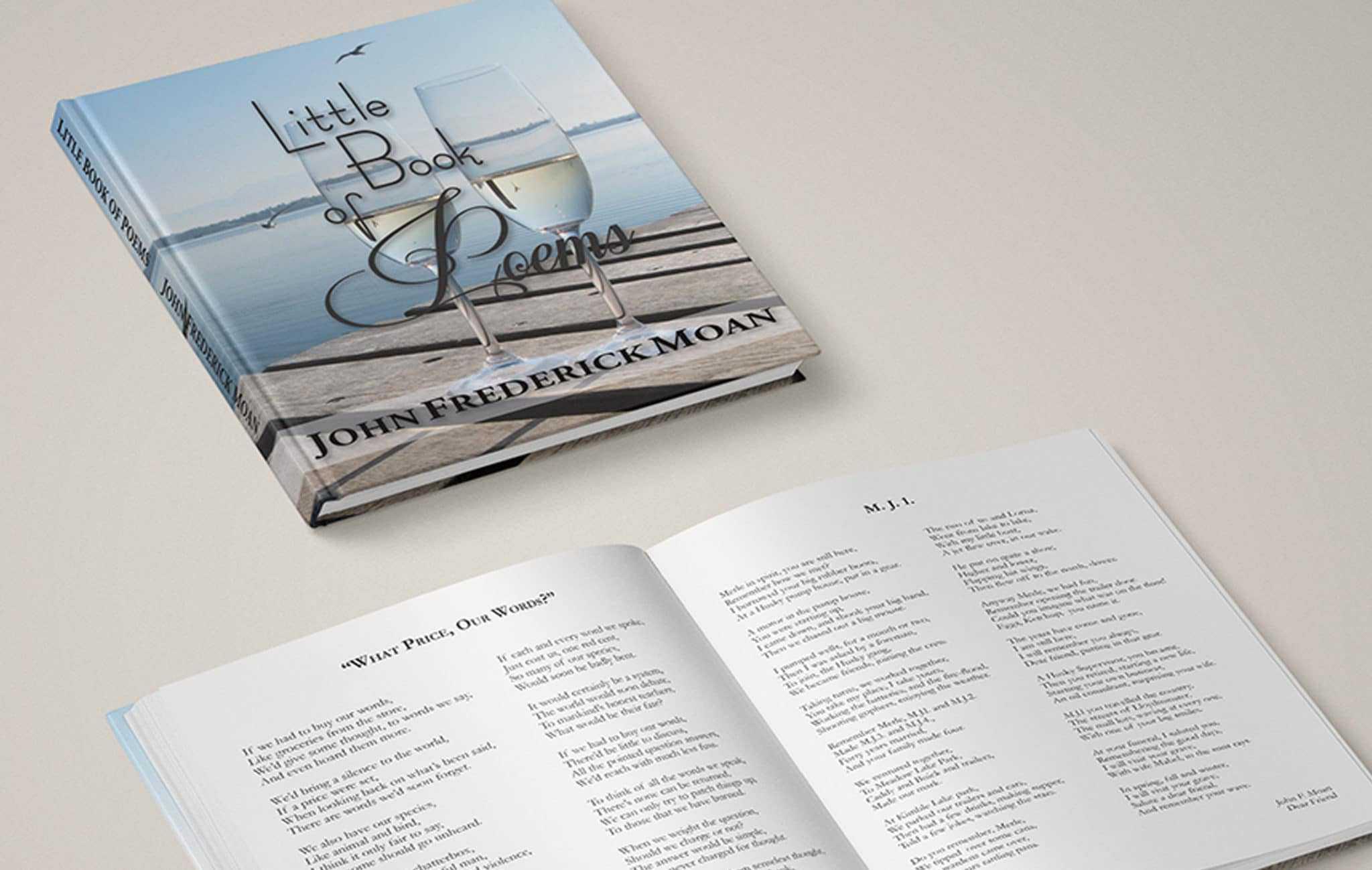Little Book of Poems by John Moan