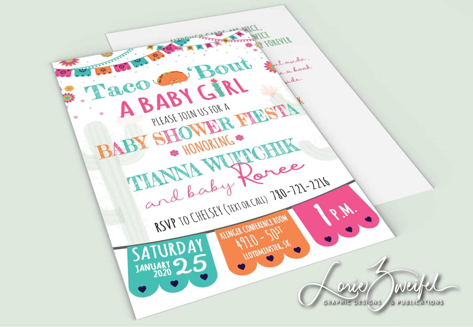 Baby-Shower Invitations