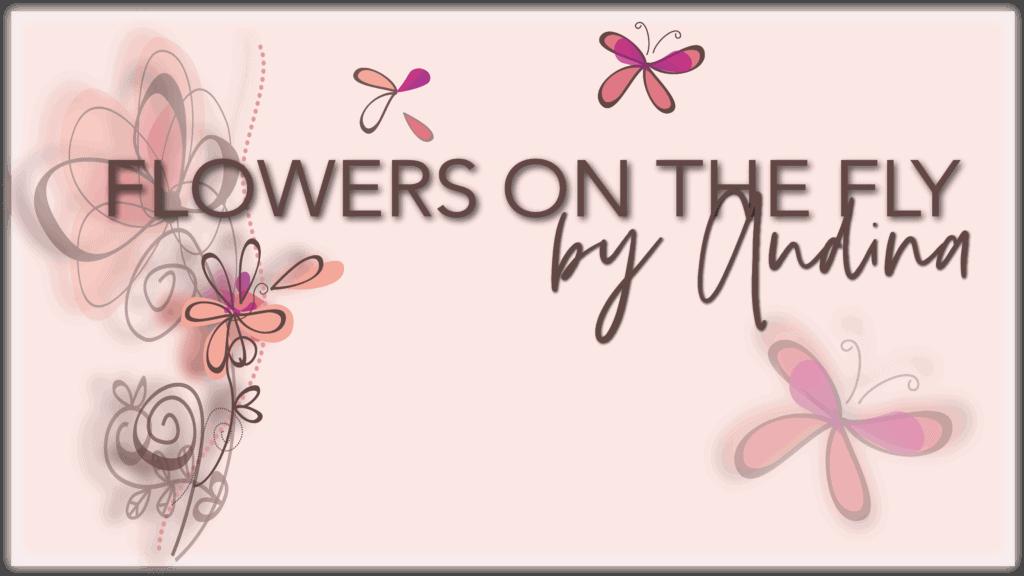 Logo-Design-Business-Card-Design-Flowers-On-The-Fly-Logo-Design