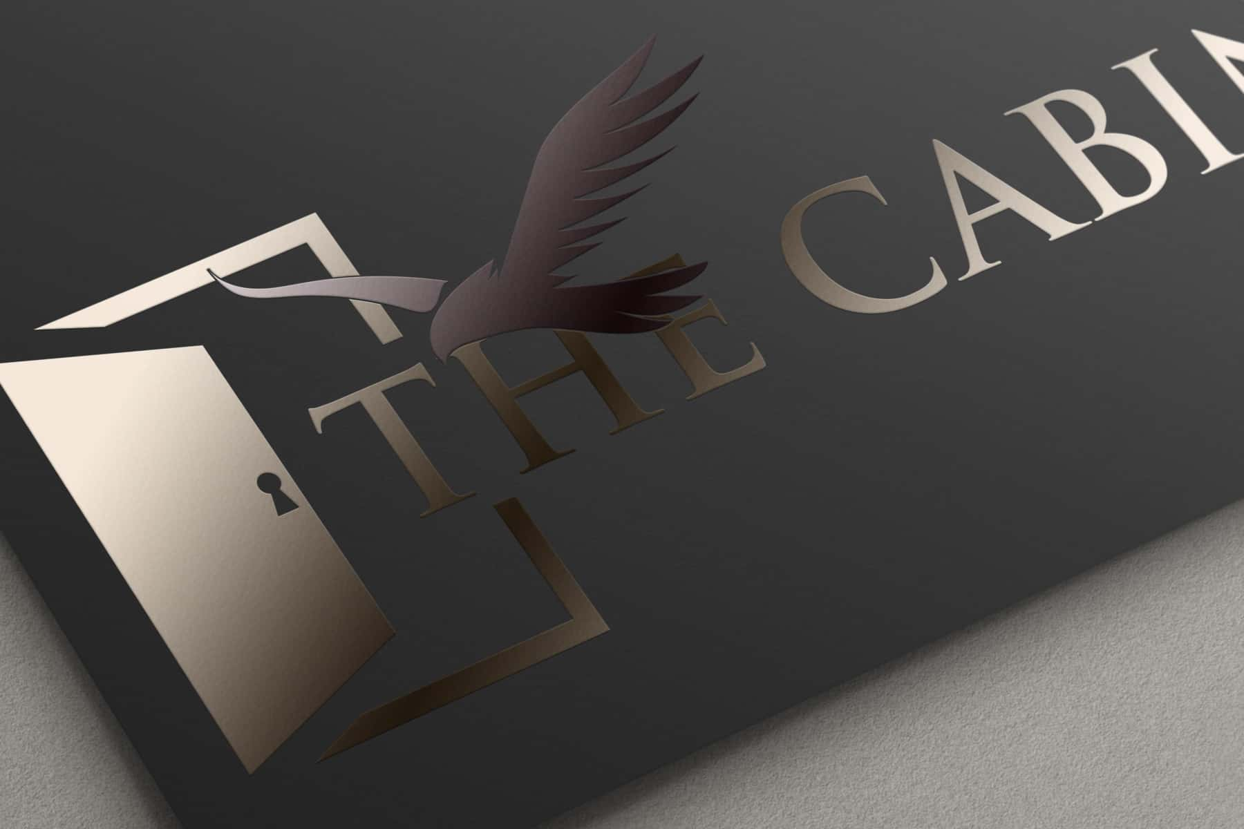 Logo-Design-Business-Card-Design-The-Cabin-Door