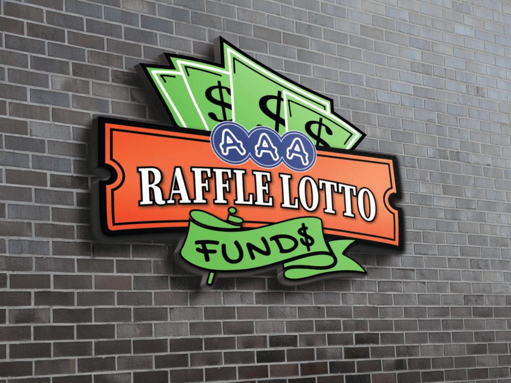 AAA-Raffle-Lotto-Logo-Design-Lloydminster