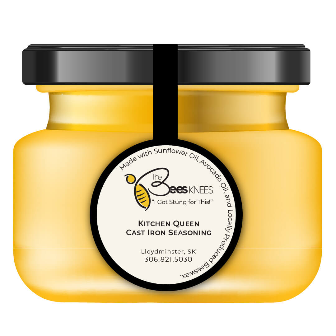 Graphic Design Product Labels The Bees Knees Lloydminster AB
